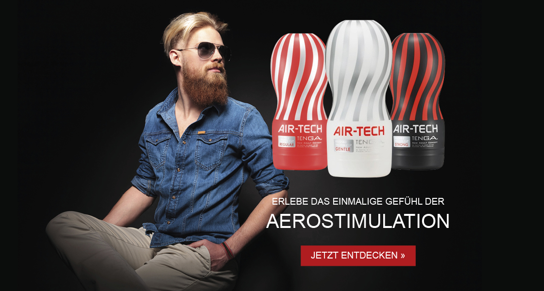 Air Tech Tenga Aerostimulation